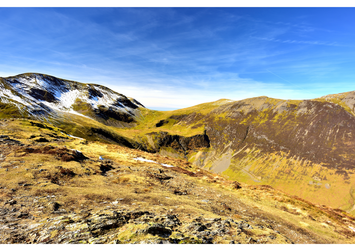 Adventure Trails, Coledale Horseshoe, Lake District