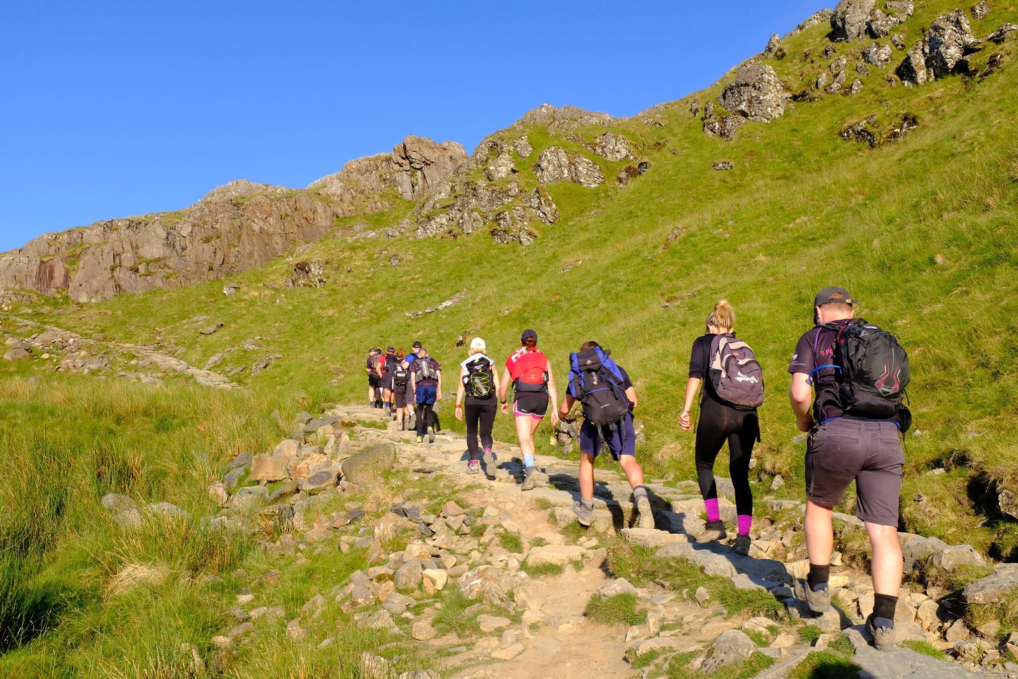 Ennerdale Energiser Duathlon Adventure Trails, British Red Crossi